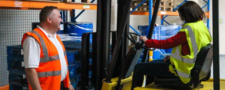 Mechanical Handling Training