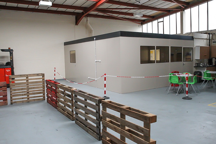 FCS Safety Training Centre in Rugby