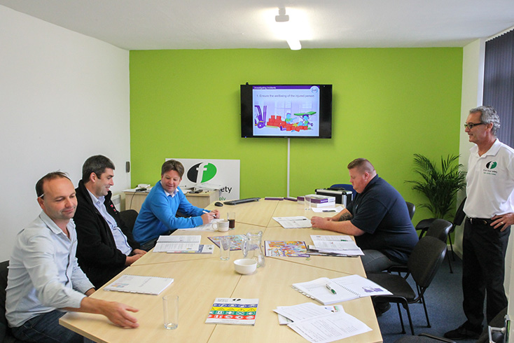 First Class Safety Conference Facility in Rugby